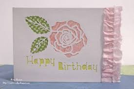 neat and crafty simple birthday card tutorial sassy scrapper