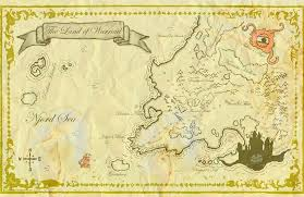 Ancient Map Ancient Map Of Warriad By Jbinks On Deviantart