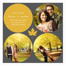 halloween wedding save the dates save the date ideas for your fall wedding pear tree blog