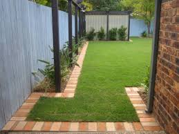 lawn edging ideas brick decorating backyard with three lawn