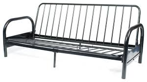 black metal full size futon frame contemporary futon frames