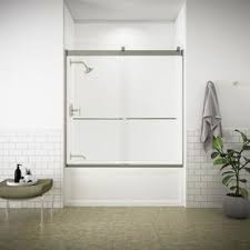 Shower Doors Bathtub Shop Bathtub Doors At Lowes