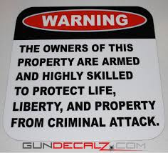 Liquor Signs Liquor Guns Ammo Metal Sign Gundecalz