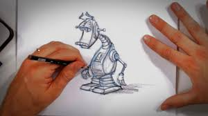 creating your own cartoon character drawing tips youtube
