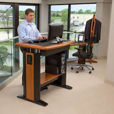 standing desk workstation costco stand up desk type 32 45