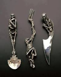 cool flatware cool cutlery http www raven armoury co uk kitchen pinterest