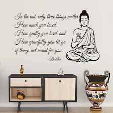 online get cheap yoga quotes decor aliexpress com alibaba group