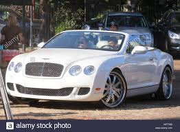 white bentley convertible chauffeur bentley stock photos u0026 chauffeur bentley stock images