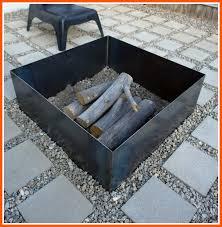 fire pit sand diy build your own summer fire pit frador