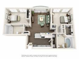 skye of turtle creek floor plans