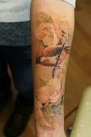 Flower And Bird Tattoo - best 25 vintage bird tattoo ideas on pinterest collage sheet