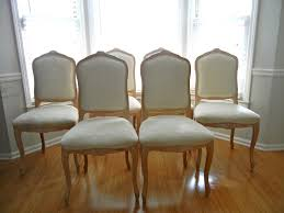 Used Furniture Victoria Bc Craigslist Reupholstering Louis Dining Chairs Part 1 Dayka Robinson Designs