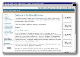 alumni directory software sweeting org wilson s school alumni directory