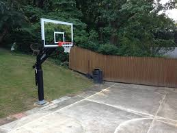 Backyard Basketball Court Ideas by Pavers Add A Runway About The Width Of The Key 12 Feet