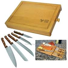 wolfgang puck kitchen knives knife set with cutting board clared co