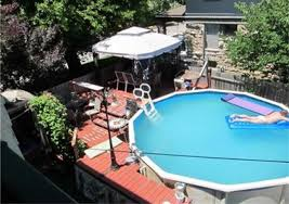 Pool In Backyard by Triyae Com U003d The Biggest Backyard Pool Ever Various Design