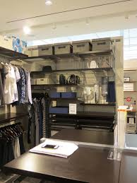 Container Store Closet Systems Closet Walk In Decor The Container Store Custom Closet