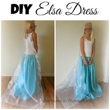 elsa halloween costume 20 awesome diy elsa costume tutorials for little girls elsa