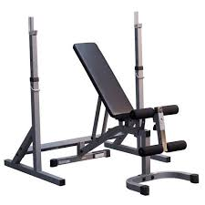 Squat Rack And Bench Powerline Pss60x Squat Rack Fitness Factory