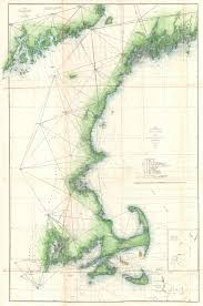 Map Of New England by Map Of New England Coastline London Map