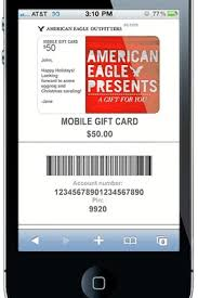mobile gift cards a look at gift cards sent via mobile messages wsj