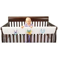 Crib Rails For Convertible Cribs Leachco Easy Teether Xl Crib Rail Cover For Convertible Cribs