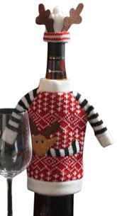 wine bottle emoji wine bottle ugly sweater reindeer wine bottle sweater with