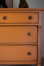 Orange Paint by Best 25 Orange Painted Furniture Ideas On Pinterest Orange Shed