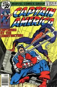 captain america vol 1 228 marvel database fandom powered wikia