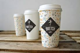 coffee cup designs packaging perfectpackaging tea design pinterest coffee cup