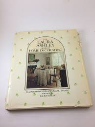 laura ashley home decorating book 1983 interior design 80s home