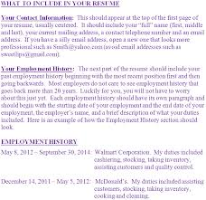 How Many Years Should You Put On A Resume Grades 6 7 And 8 English Language Middle Writing