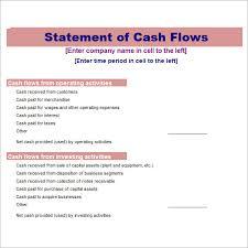 cash flow analysis sample 10 documents in pdf word excel