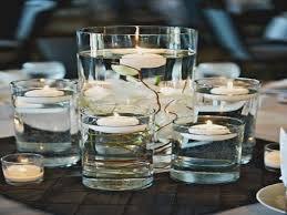 candle centerpiece ideas floating candle centerpiece ideas for weddings home lighting