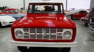 1966 ford bronco for sale near sarasota florida 34243 classics