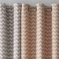 Chevron Pattern Curtain Panels Best 25 Grey Chevron Curtains Ideas On Pinterest Black And Grey