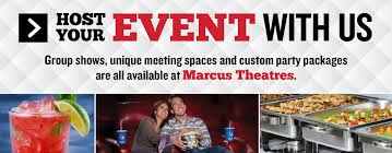 group sales marcus theatres