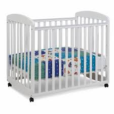 Rocking Mini Crib Davinci Alpha Mini Rocking Crib In White M0598w Free Shipping