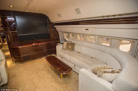 donald trump u0027s 63m private jet complete with 24 carat gold