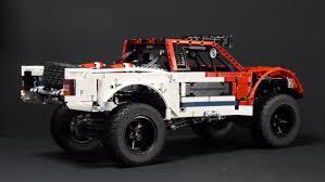 lego technic truck lego technic baja trophy truck with sbrick youtube