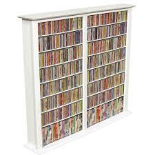 Media Storage Pedestal Cd U0026 Dvd Media Storage On Sale Bellacor