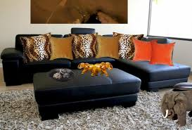 leopard decor for living room living room striking leopard print living room ideas photos