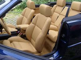 seat covers for bmw 325i bmw e36 convertible leather seat covers ebay