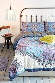 bedroom magical thinking bedding medallion duvet cover urban