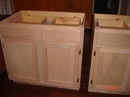 Building A Kitchen Island With Cabinets Diy Kitchen Island Made By Hubby U0026 Me From Unfinished Kitchen
