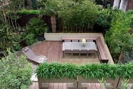 small walled garden ideas triyae com u003d modern small backyard