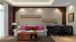 living dining room design korean traditional house plan floor