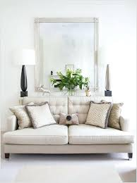 cheap living room tables small living room table 6 use mirrors to create the illusion of