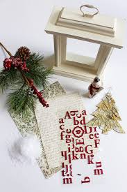 turn a thrift store clock into pretty christmas decor confessions