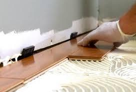 how install engineered hardwood floors meze